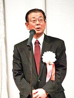 2009年新年交礼会の様子